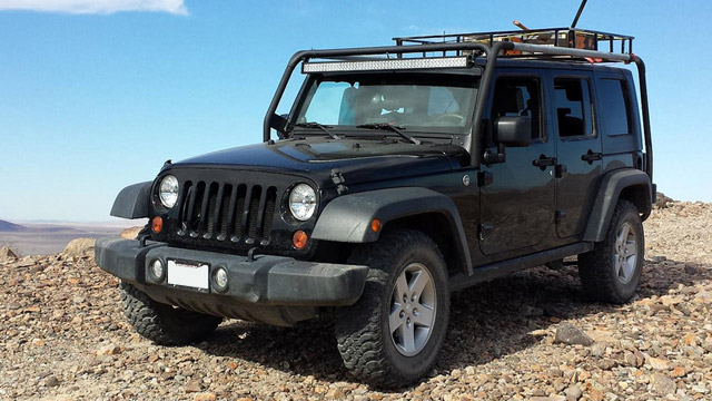 Jeep Service and Repair | Frontline Automotive LLC